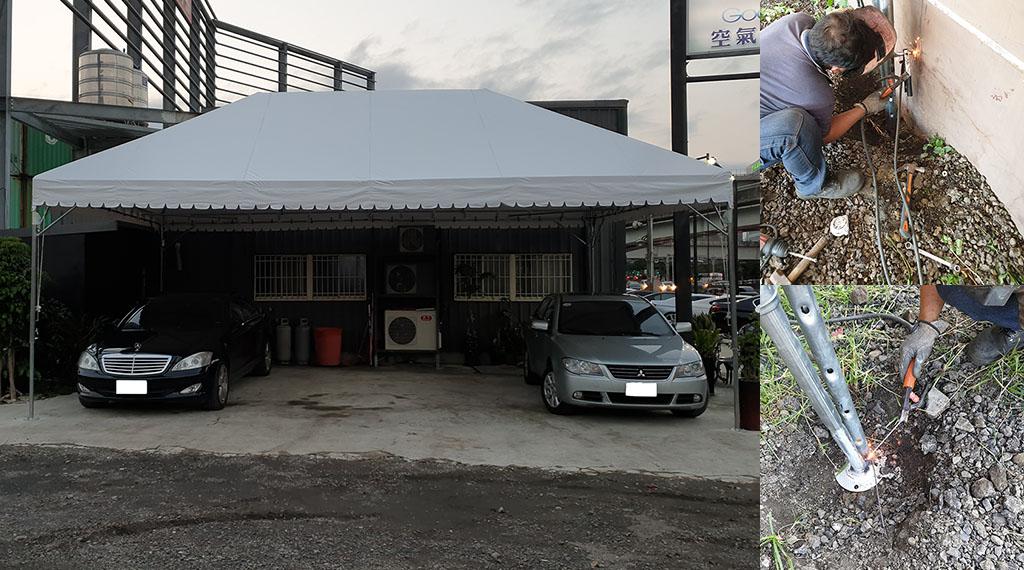輪播廣告富暐帆布有限公司-活動車庫、伸縮帆布、活動帳篷、造型鐵架、造型帳篷、天龍架、富暐帆布
