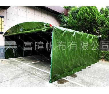客製化活動車庫 6米*6米