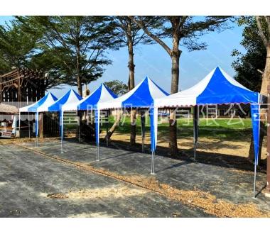 阿里山帳篷(波浪+包腳)
