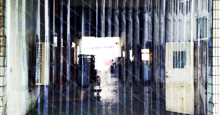 透明帆布(隔簾)