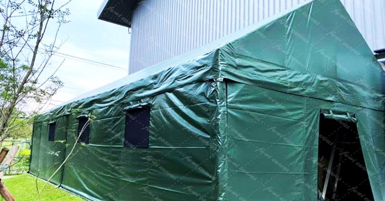 防疫帳篷專區